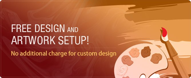 Free Design And Artwork Setup